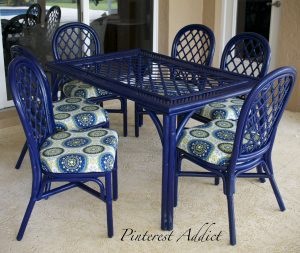 Patio Furniture Re-do
