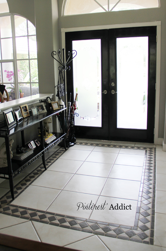 Entry Way After 1