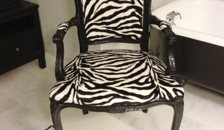 Bathroom Chair Update