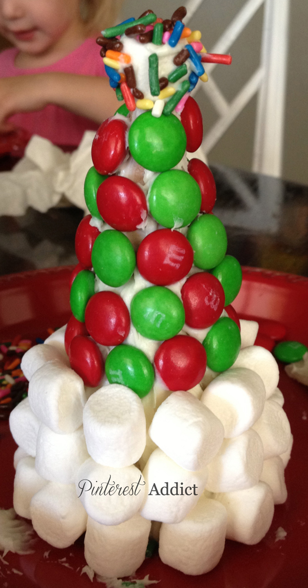 Pins I've Tried: Christmas Tree Cones