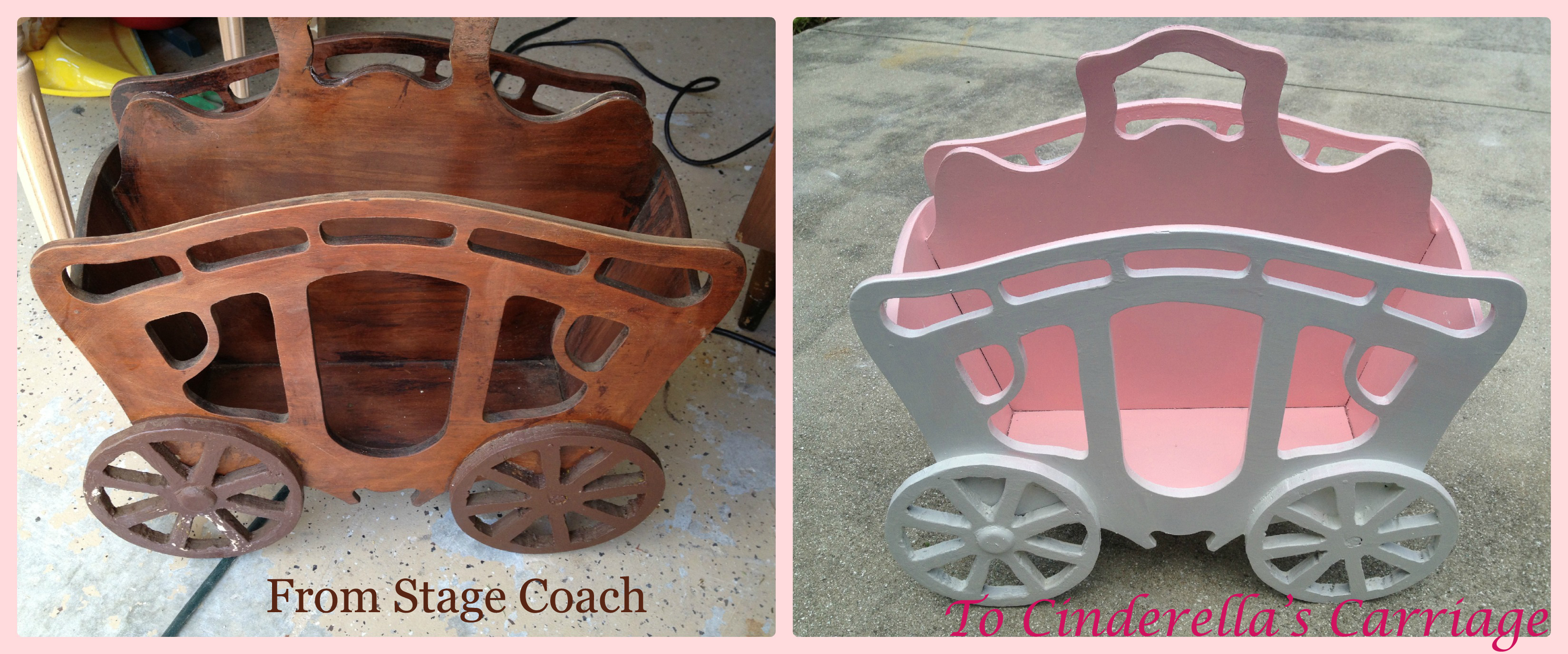a carriage fit for a princess pinterest addict