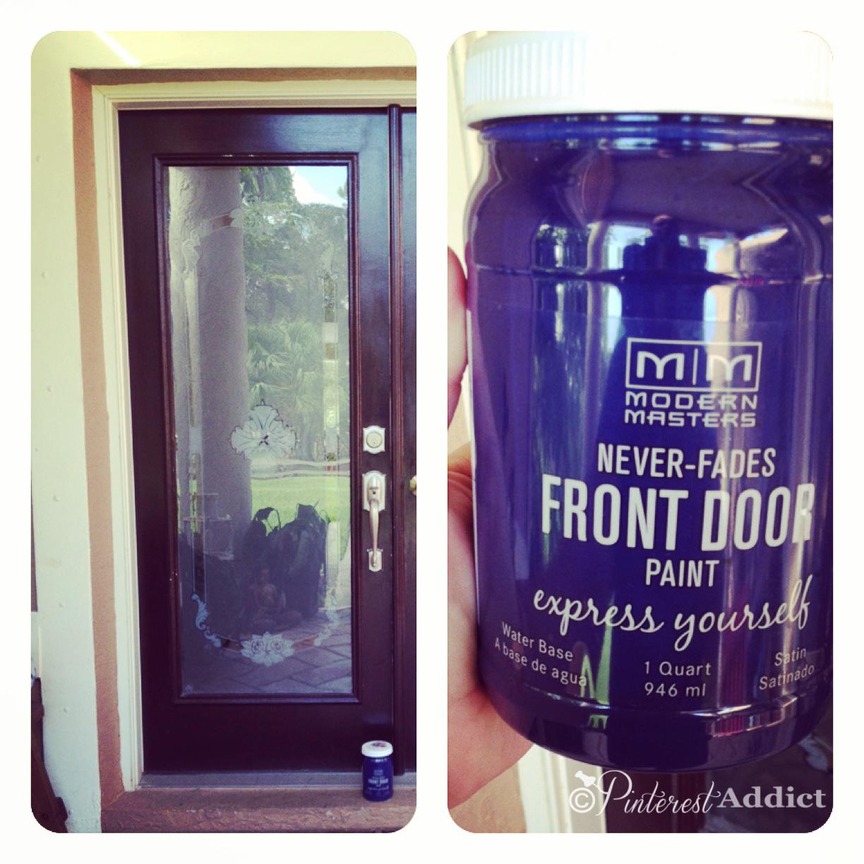 Modern Masters Front Door Paint Pinterest Addict