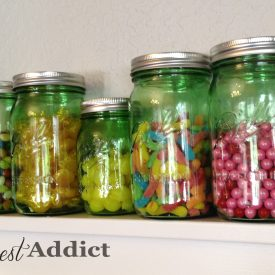 Mason Jars for the Not-So-Crafty (and a giveaway too!)