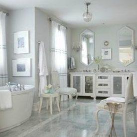 Bathroom and Floor Progress