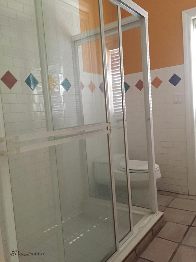 girls bathroom before pic