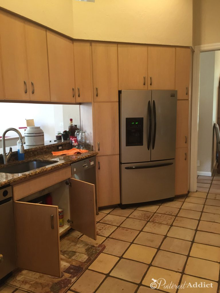 our pinterest inspired kitchen pinterest addict