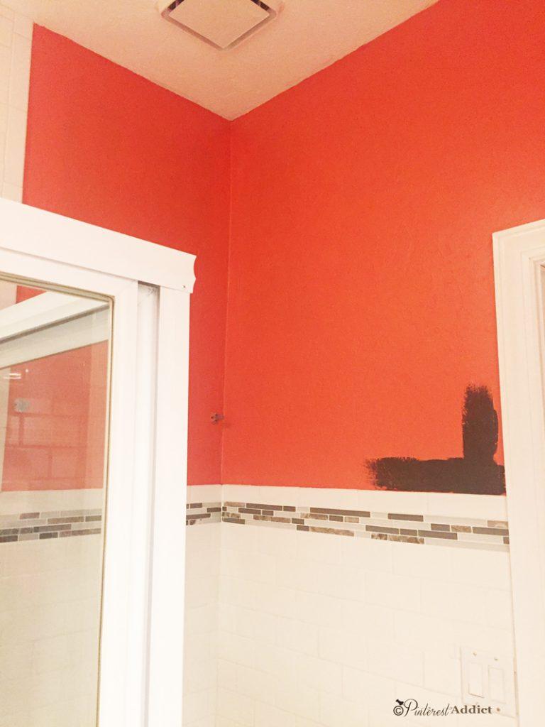 Bathroom Color Idea Decorating A Small Cottage Bathroom