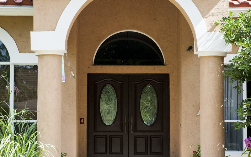 Painting the Front Door – Again