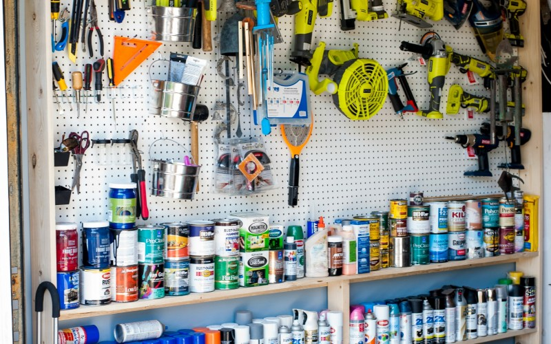 Garage Makeover – Good Housekeeping Spring Cleaning Challenge
