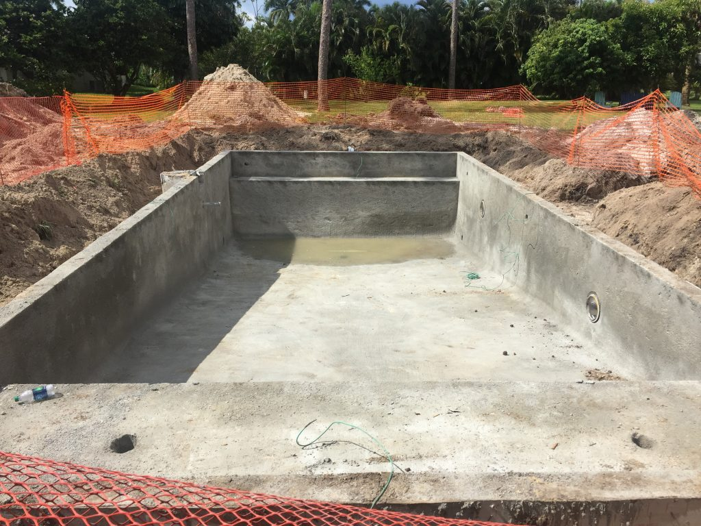What to expect when you build a pool - cleaned up a bit