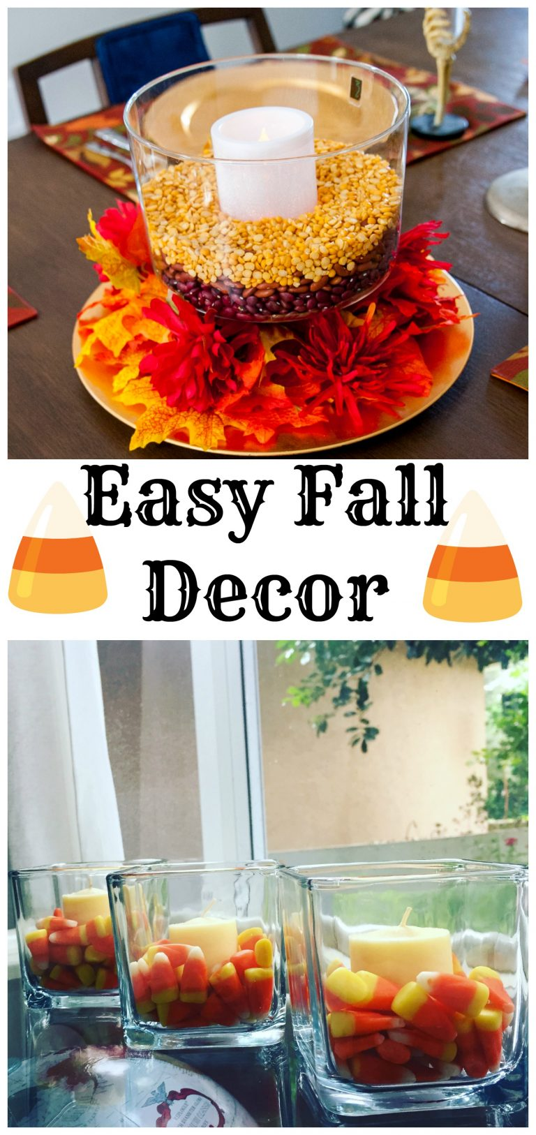 Easy Fall Decor