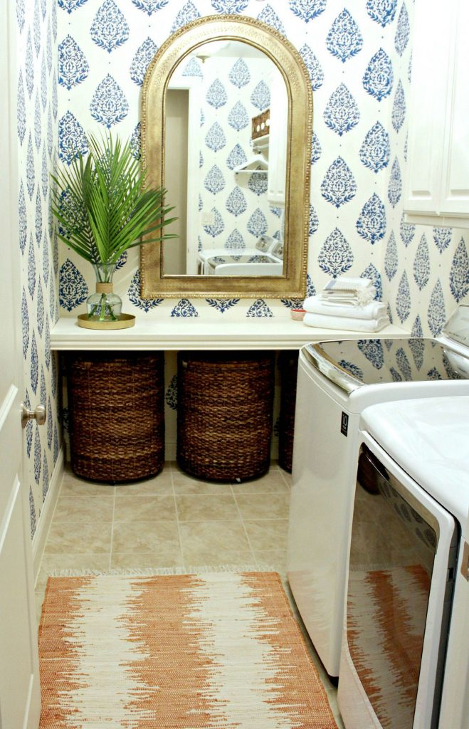 Sharon Joyce Interiors Laundry room