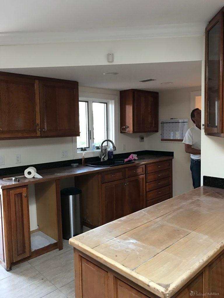One Room Challenge - kitchen renovation - Pinterest Addict