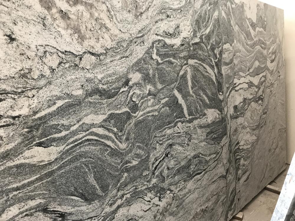 kitchen remodel - granite counter slab