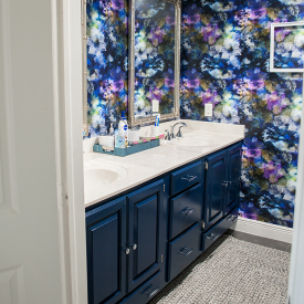 Primp and Pamper Bathroom Reveal
