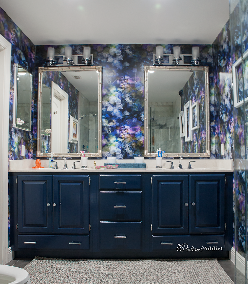 Primp and Pamper Bathroom Reveal